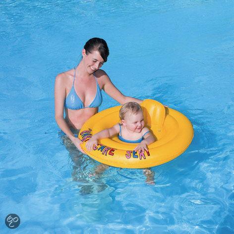 Zwemring Babysitter 79 cm