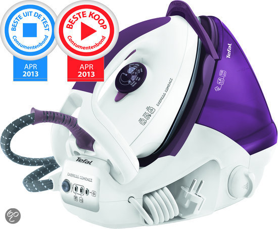 Tefal Stoomgenerator Express Contact GV7091