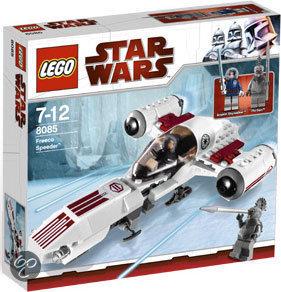 LEGO Star Wars Freeco Speeder - 8085 in Bouwerschap