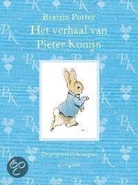 Het verhaal van Pieter Konijn boek