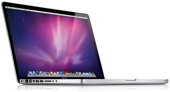 Apple MacBook Pro MC725 - Intel Core i7 2.2 GHz / 4GB RAM / 750GB HDD / Radeon HD 6750m / 17 inch