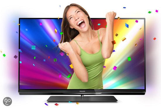 philips 32pfl6007 3d led tv 32 inch full hd internet tv elektronica. Black Bedroom Furniture Sets. Home Design Ideas