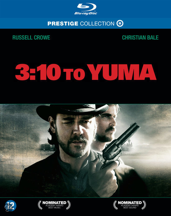 3:10 To Yuma (2007) (Blu-ray+Dvd Combopack)