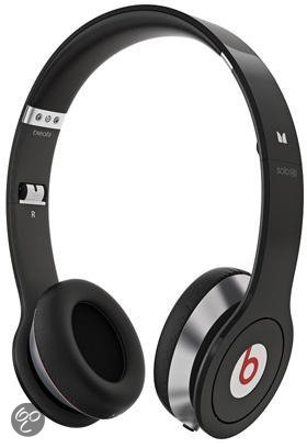 Beats by Dre Solo HD - On-Ear Koptelefoon - Zwart