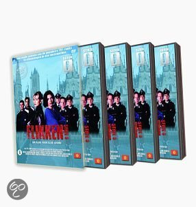 Flikken - Serie 6 (4DVD)