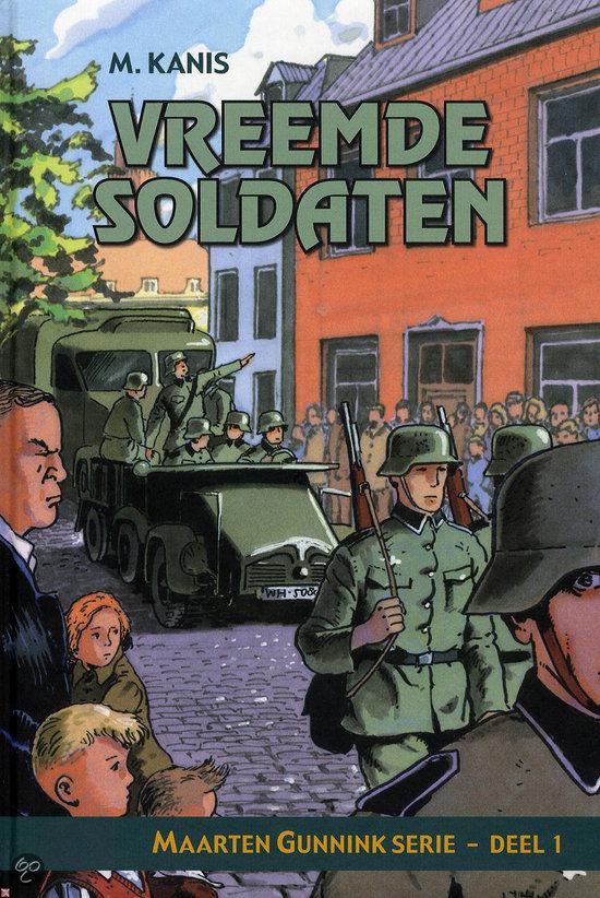 Vreemde Soldaten