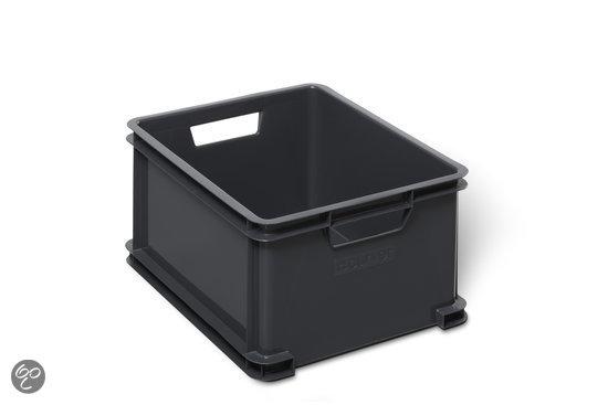Curver Classic Unibox Opbergbox - 28 l - Kunststof - Antraciet