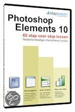 Staplessen, Adobe Photoshop Elements 10  NL