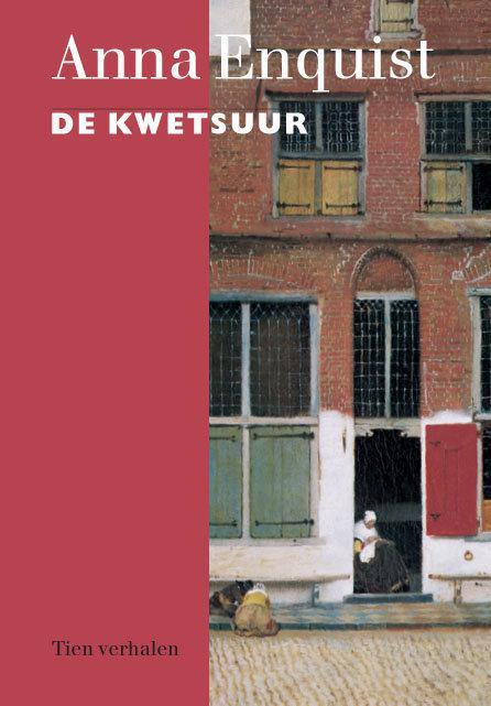 De Kwetsuur  ISBN:  9789029515160  –  Anna Enquist