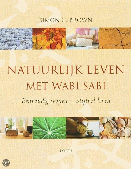 Natuurlijk Leven Met Wabi Sabi