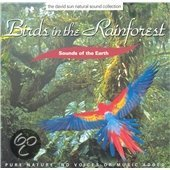 Birds of the Rainforrest