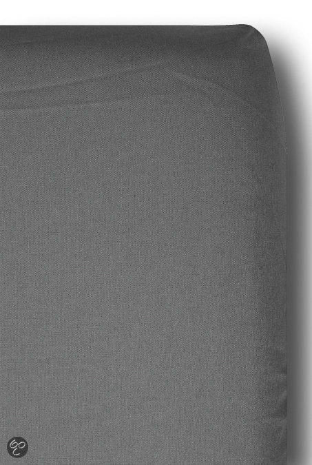 Cottonbaby hoeslaken ledikant 60x120 cm grijs for Ledikant grijs