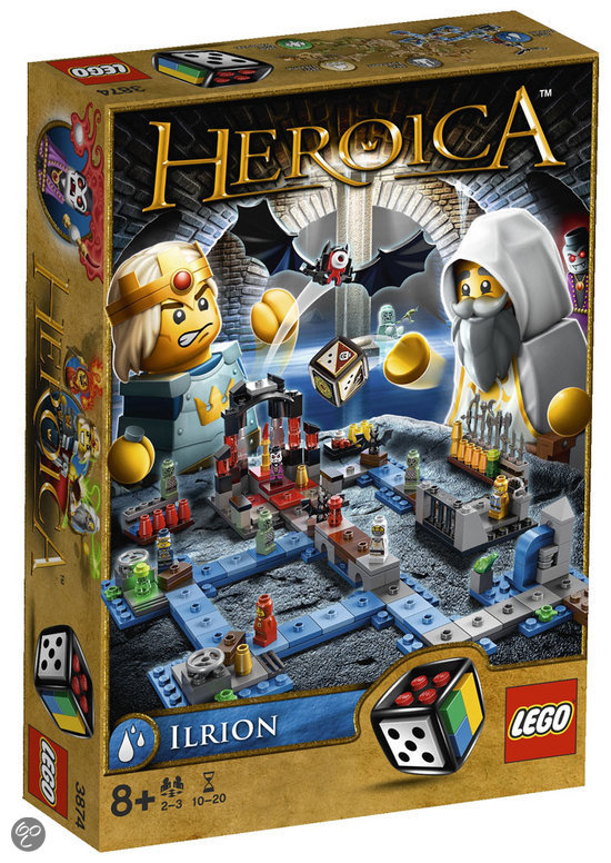 LEGO Heroica Ilrion - 3874