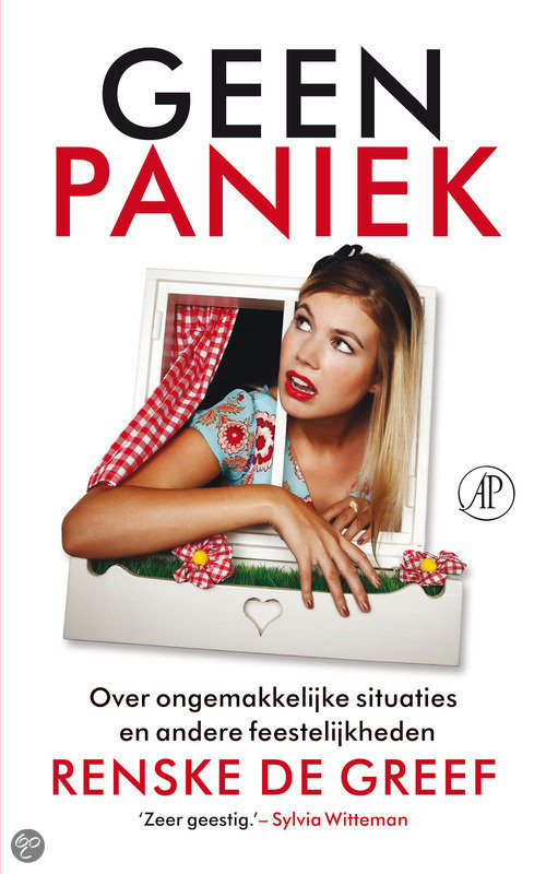 Geen paniek