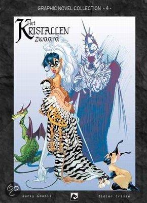 Het kristallen zwaard / druk Extended edition