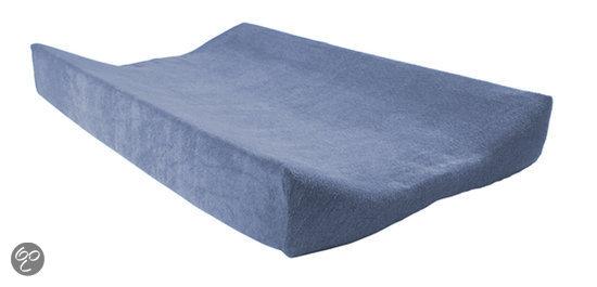 Jollein - Aankleedkussenhoes - Blauw