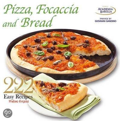 Pizza, Focaccia and Bread