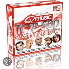 Q Music Top 500 Van Deze Eeuw Box