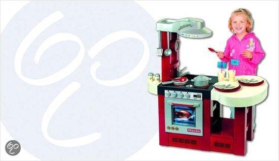 Speelgoed Keuken Miele : bol.com Miele Speelkeuken – Gourmet Deluxe,Miele Speelgoed