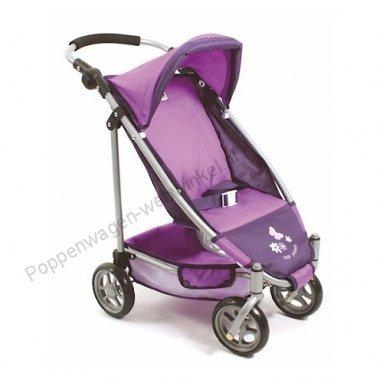 Poppenwagen Buggy Lupo Prume