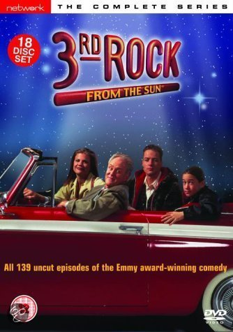 3rd Rock from the Sun - complete collection (Import)