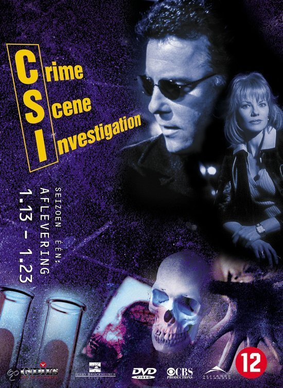 CSI: Crime Scene Investigation - Seizoen 1 (Deel 2)