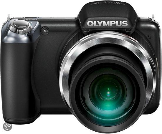 Olympus SP-810UZ - Zwart