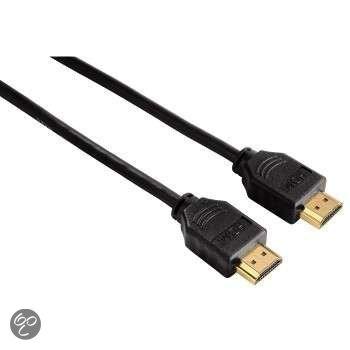 Hama - 1.3 HDMI kabel - 1.5 m - Zwart