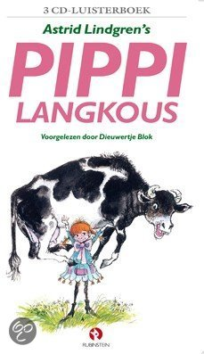 Pippi Langkous, 3 cd's