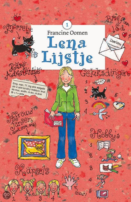 bol.com : Lena Lijstje, Francine Oomen : 9789045107844 : Boeken
