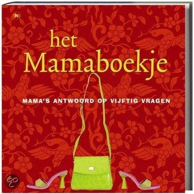 Het mamaboekje