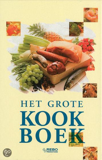 Engelse Keuken Kookboek : bol com Het grote kookboek, C Adam 9789036611930 Boeken