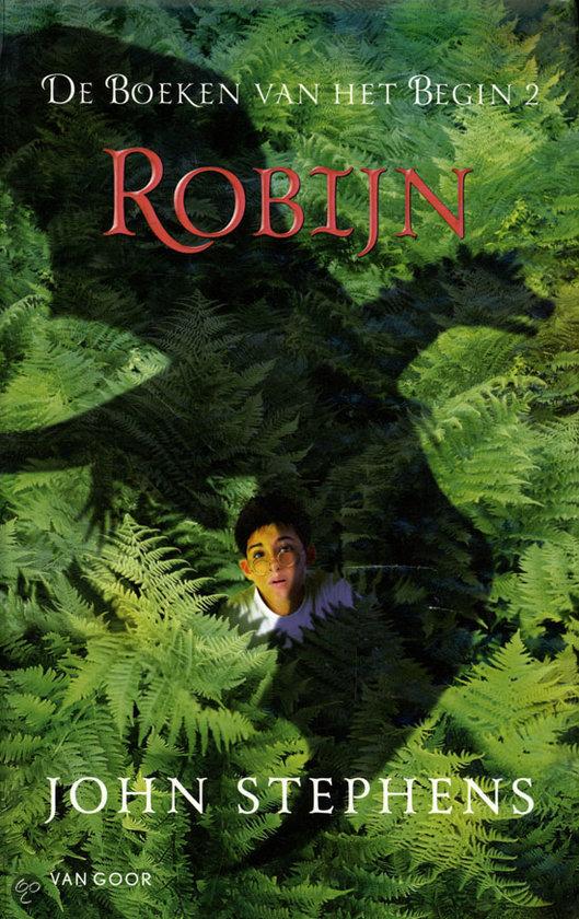 De boeken van het begin / 2 Robijn