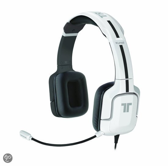 Tritton Kunai Stereo Headset Wit  PS3 + PS4 + PS Vita