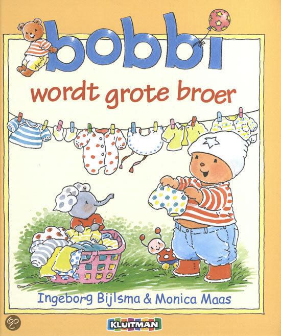 Review bobbi wordt grote broer