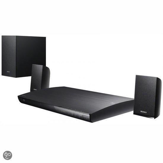 sony bdv ef220 2 1 home cinema set elektronica. Black Bedroom Furniture Sets. Home Design Ideas