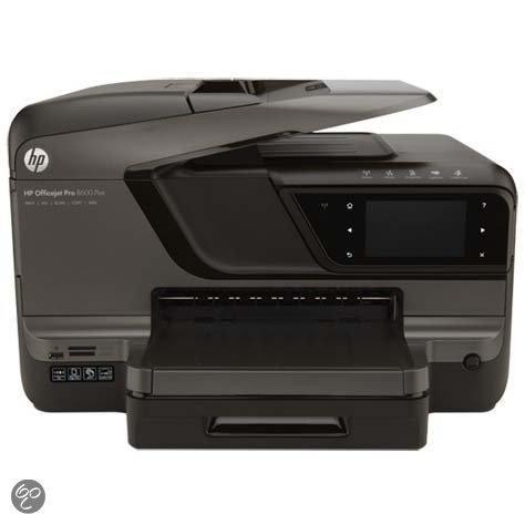 HP Officejet Pro 8600 Plus - e-All-in-One Printer