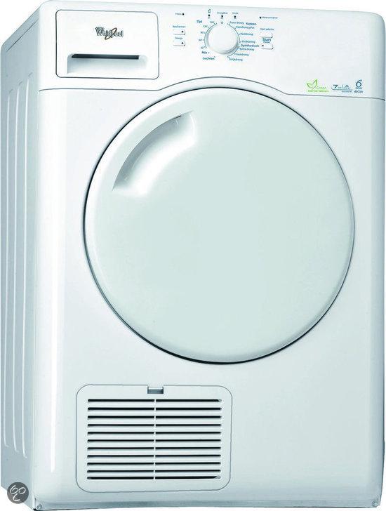 Bolcom whirlpool economy 40 warmtepompdroger elektronica for Whirlpool elektroger te