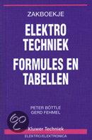 Elektrotechniek Formules En Tabellen