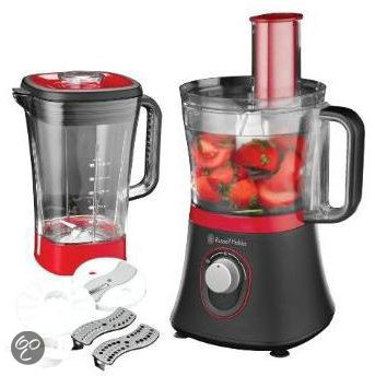 russell hobbs rosso food processor instructions