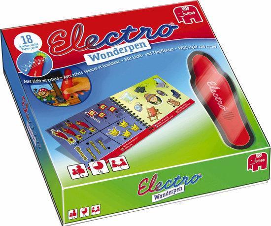 Electro Wonderpen Jongens