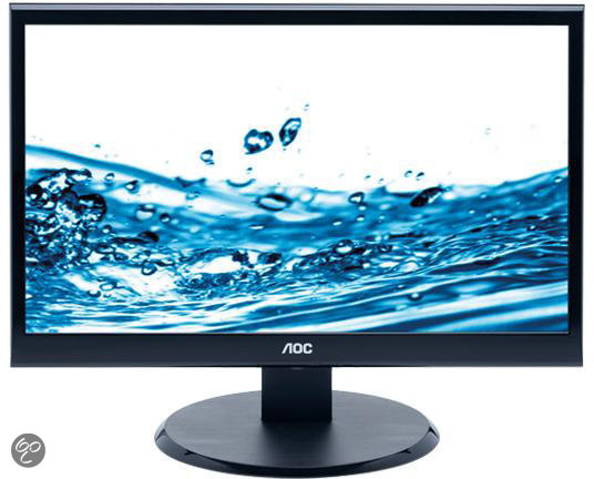 AOC N950SW - 1366 x 768 / 5 ms / 200 cd/m²