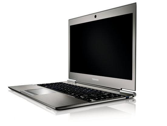 Toshiba Satellite Z830-10J Laptop - Intel Core i5-2467M 1.6 GHz / 4GB DDR3 RAM / 128GB SSD / 13.3 inch / QWERTY
