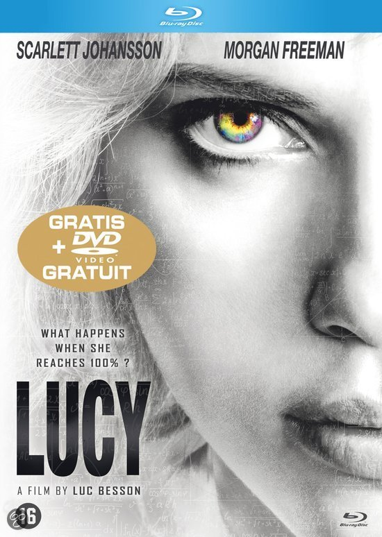 Lucy (2014) BluRay 1080p 3.9GB [Hindi DD 5.1 – English DD 5.1] MSubs MKV