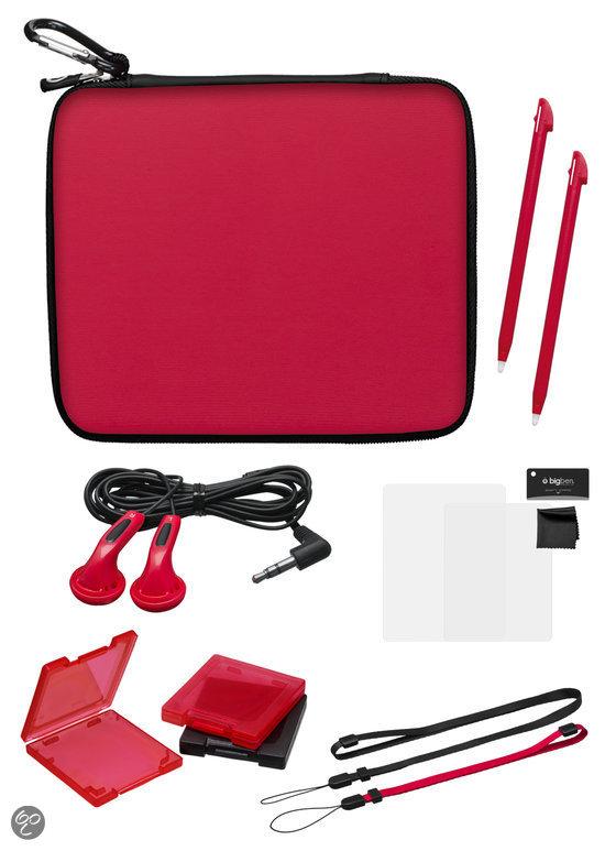 Bigben accessoirepakket nintendo 2ds nintendo for Housse 2ds bigben