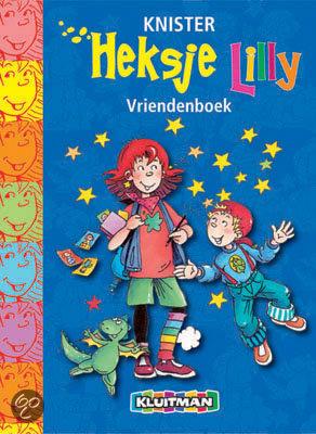 Heksje Lilly Vriendenboek