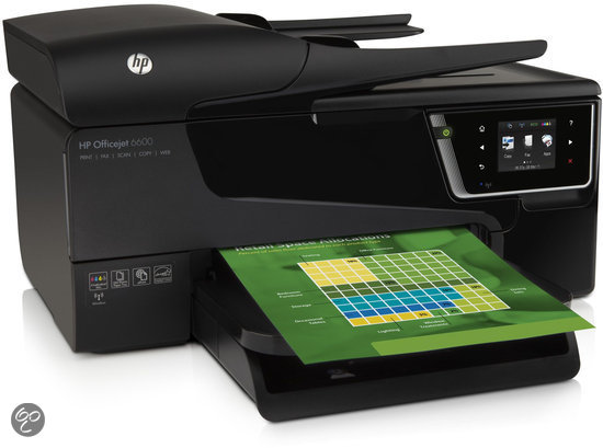 hp officejet 6600 e all in one printer computer. Black Bedroom Furniture Sets. Home Design Ideas