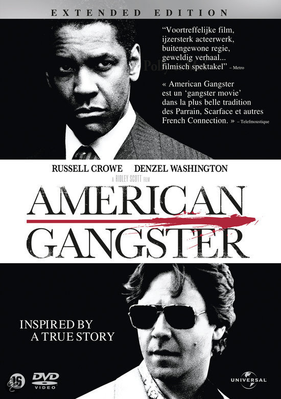American Gangster (1DVD)