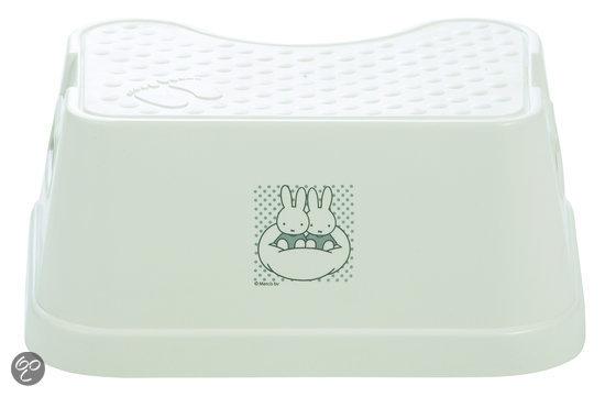 bébé-jou -  Opstapje Nijntje - Wit / Zilver