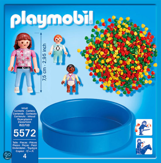 Playmobil ballenbad 5572 playmobil speelgoed - Piscina playmobil amazon ...